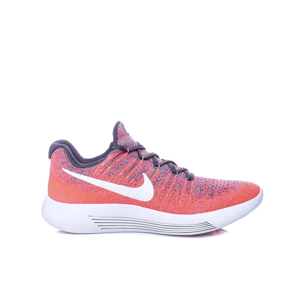 NIKE - Γυναικεία αθλητικά παπούτσια Nike LUNAREPIC LOW FLYKNIT 2 κόκκινα γυναικεία παπούτσια αθλητικά running