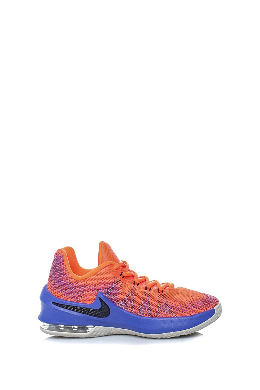 NIKE – Παιδικά παπούτσια μπάσκετ Nike AIR MAX INFURIATE (GS) πορτοκαλί – μπλε