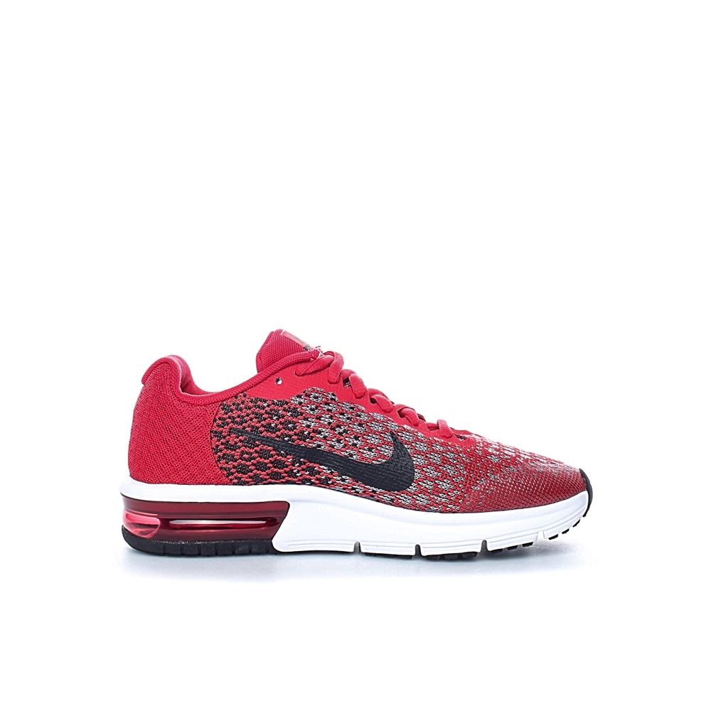 00dd33b67d2 NIKE - Παιδικά αθλητικά παπούτσια Nike AIR MAX SEQUENT 2 (GS) κόκκινα