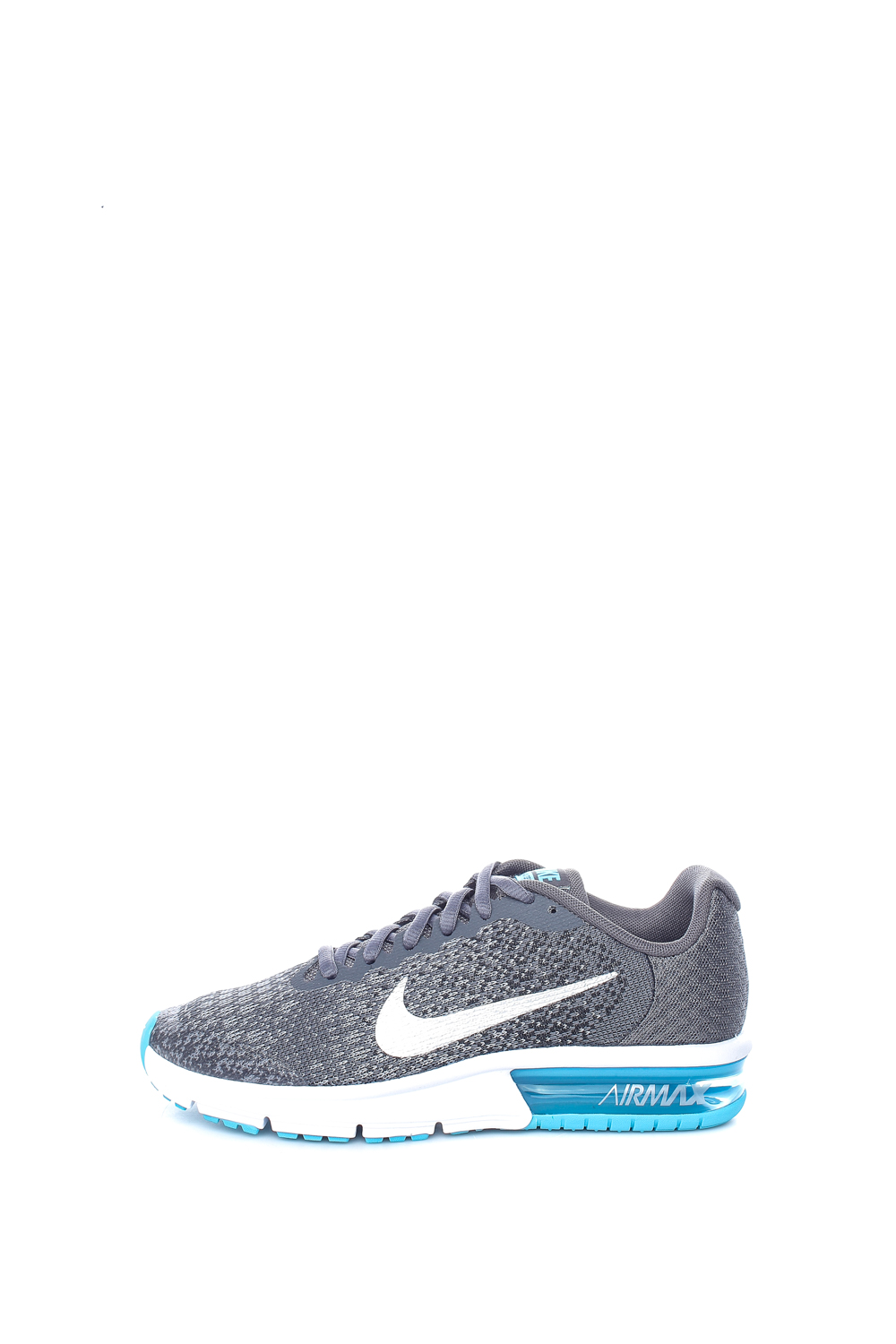 NIKE – Παιδικά αθλητικά παπούτσια NIKE AIR MAX SEQUENT 2 γκρι