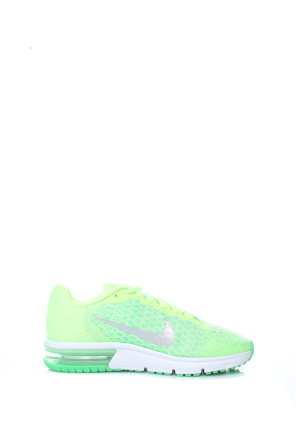 NIKE – Παιδικά αθλητικά παπούτσια Nike AIR MAX SEQUENT 2 (GS) πράσινα