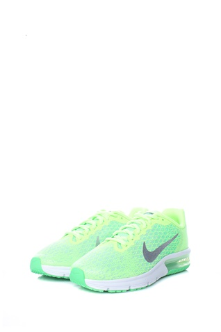 NIKE-Παιδικά αθλητικά παπούτσια Nike AIR MAX SEQUENT 2 (GS) πράσινα