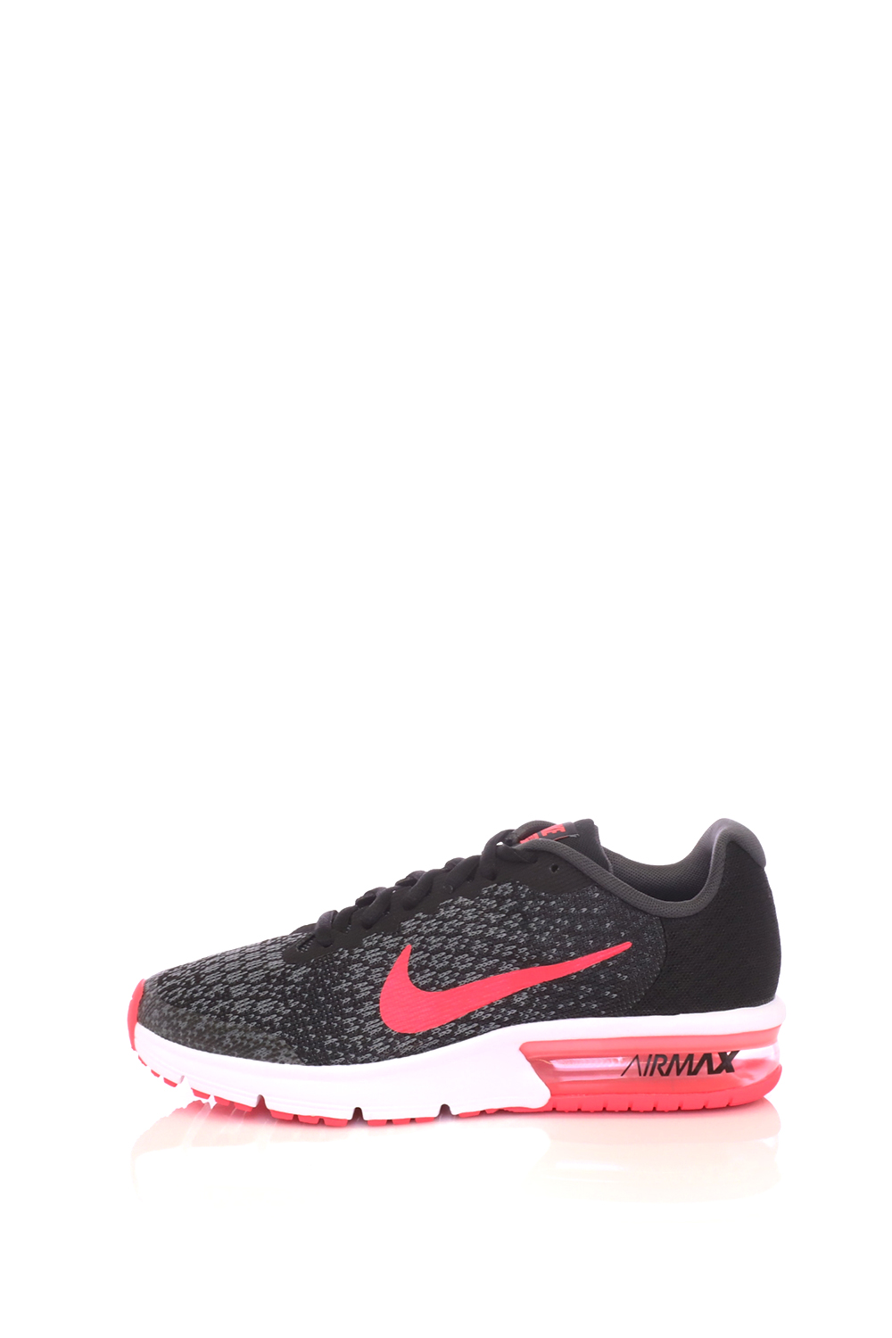 NIKE – Παιδικά παπούτσια NIKE AIR MAX SEQUENT 2 (GS) μαύρα
