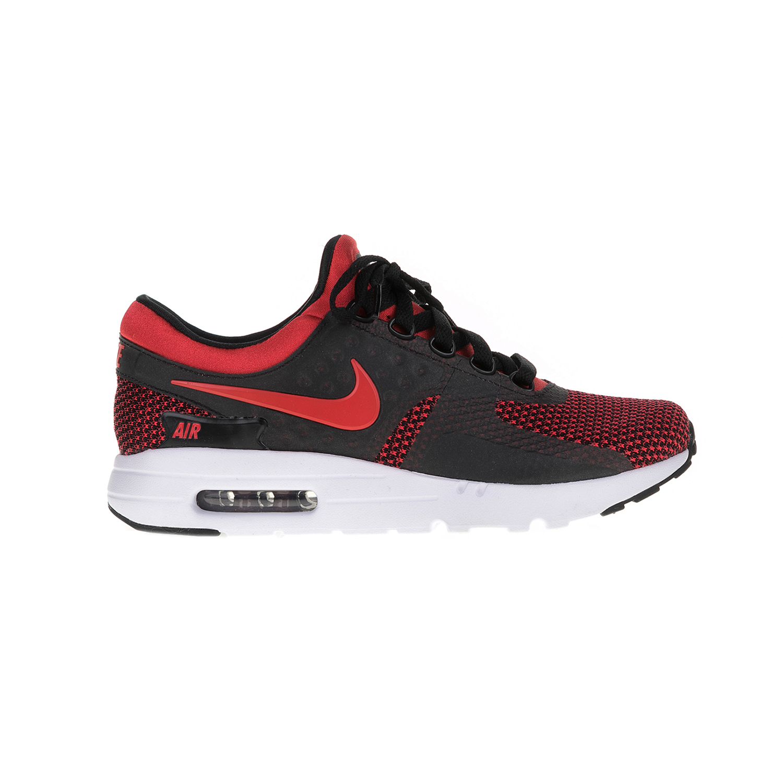 NIKE – Ανδρικά αθλητικά παπούτσια Nike AIR MAX ZERO ESSENTIAL μαύρα-κόκκινα