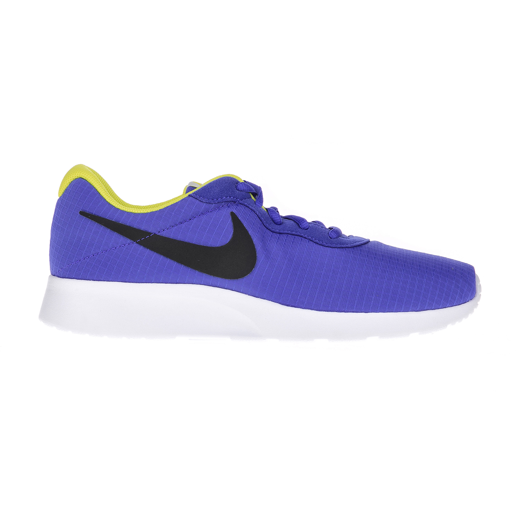 NIKE – Ανδρικά αθλητικά παπούτσια NIKE TANJUN PREM μοβ-κίτρινο