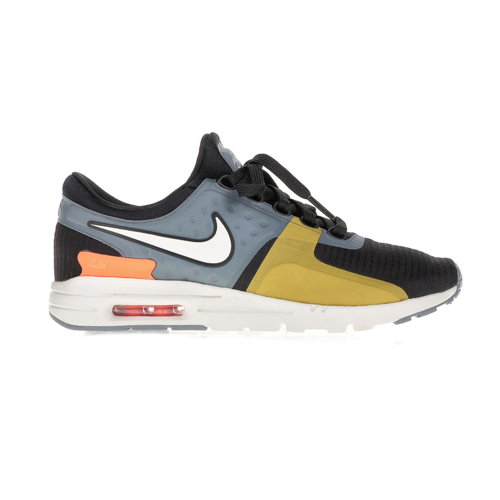 0e147eaa8ba -30% Factory Outlet NIKE – Γυναικεία αθλητικά παπούτσια AIR MAX ZERO SI  μαύρα-γκρι-κίτρινα