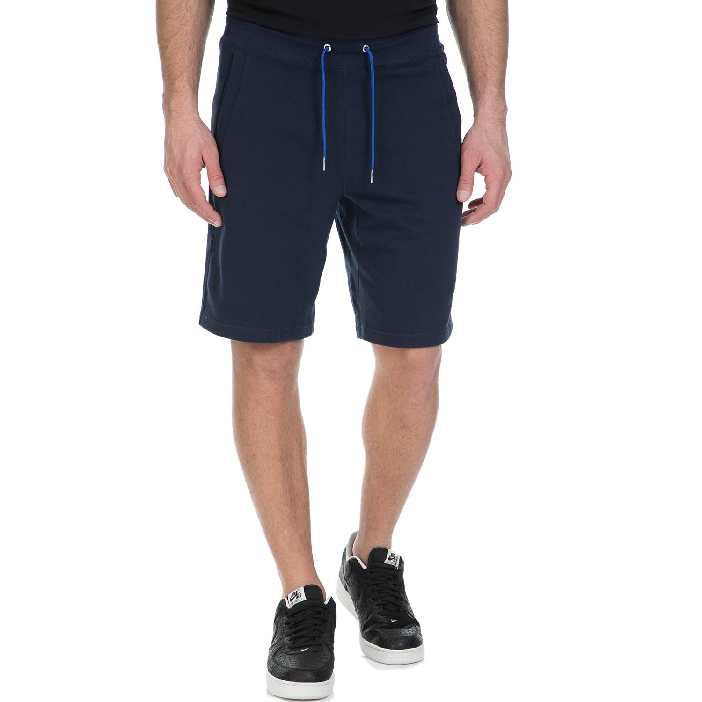 NIKE - Ανδρική βερμούδα Nike Barcelona μπλε ανδρικά ρούχα σορτς βερμούδες αθλητικά
