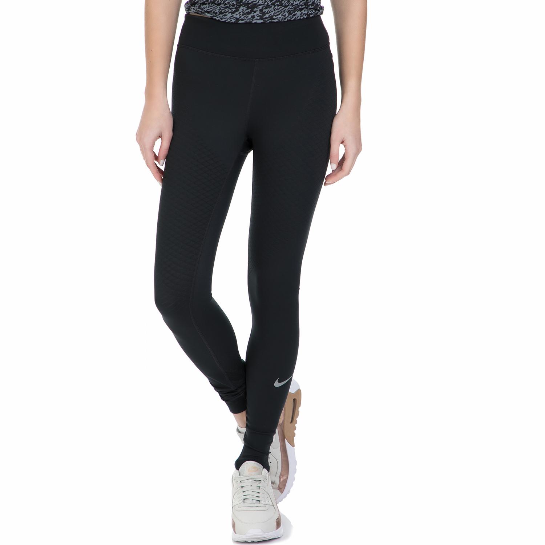 NIKE – Γυναικείο μακρύ κολάν Nike μαύρο