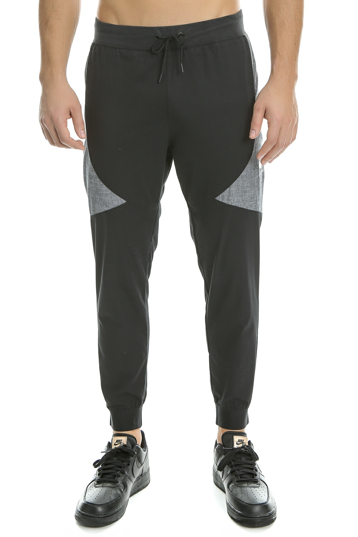 NIKE – Ανδρική φόρμα Nike INTL PANT μαύρη-γκρι