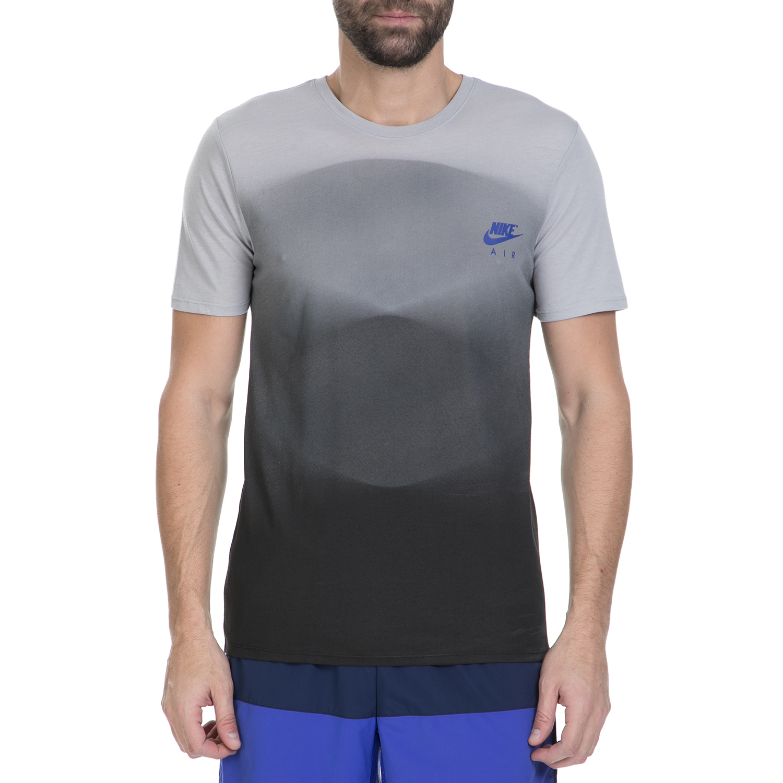 NIKE – Ανδρική κοντομάνικη μπλούζα Nike γκρι