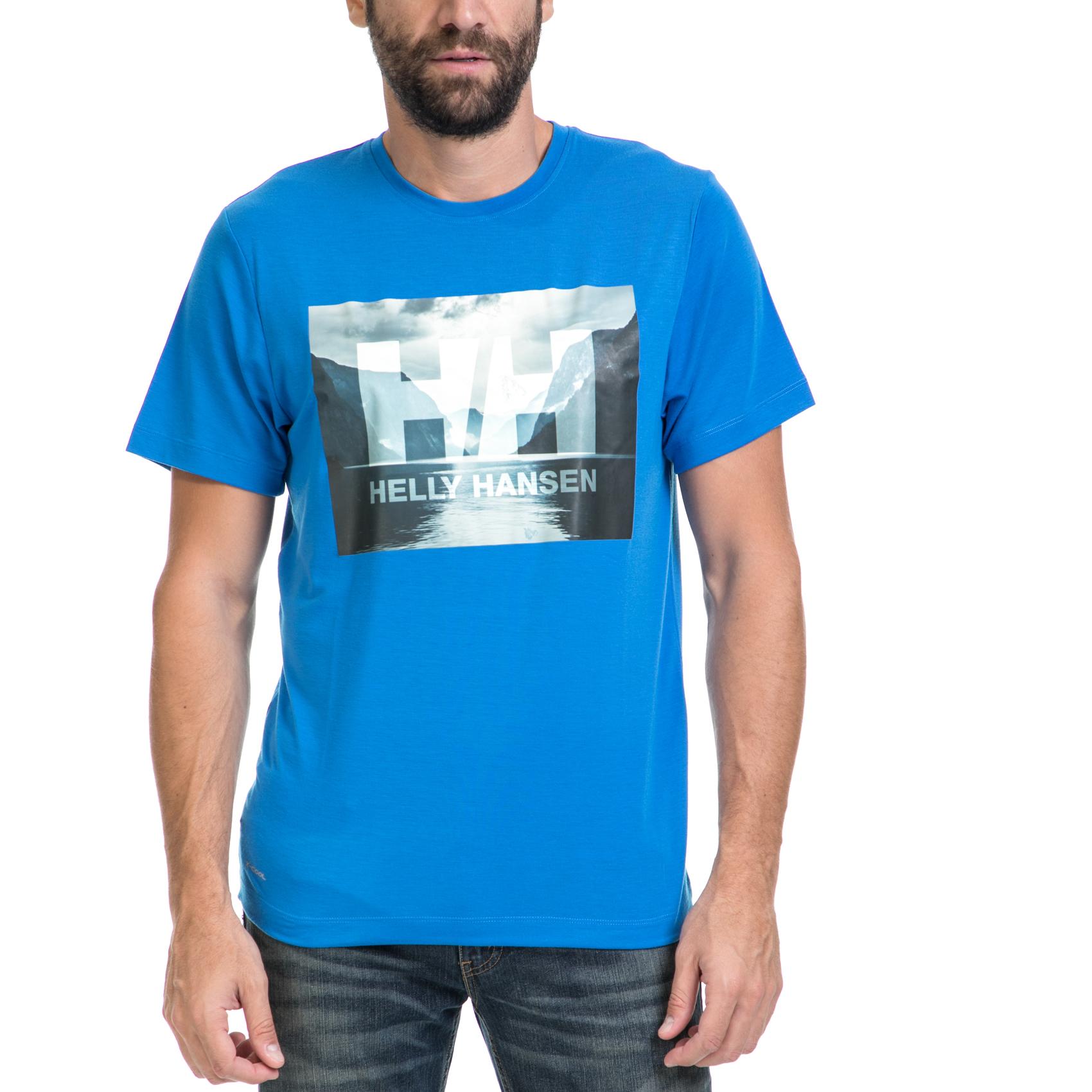HELLY HANSEN – Ανδρική μπλούζα RUNE μπλε