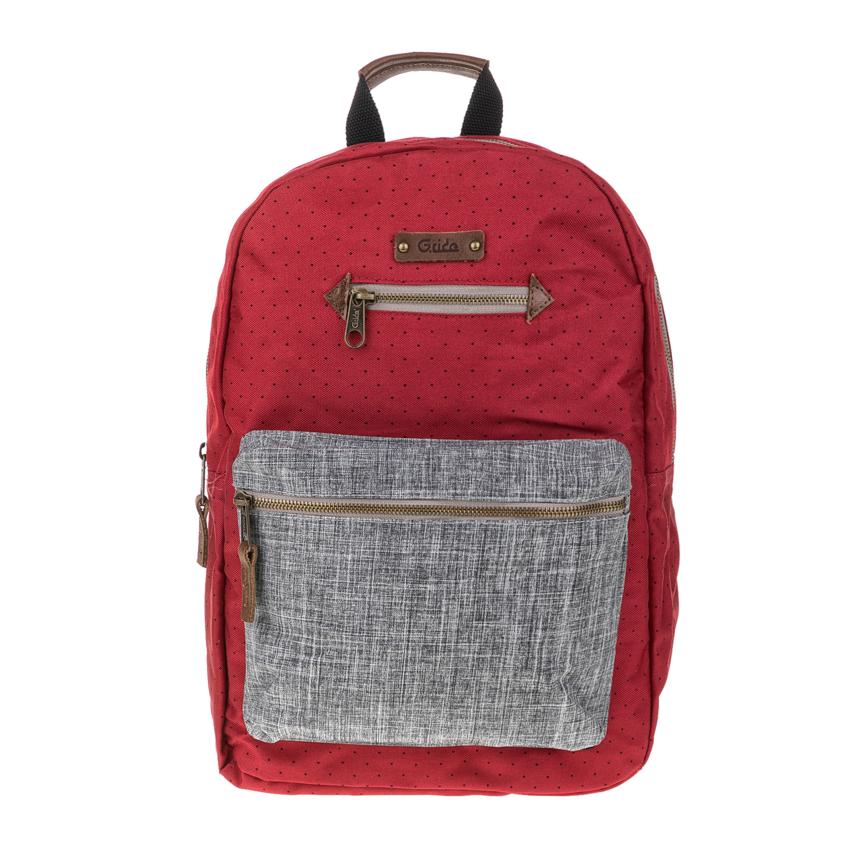 G.RIDE – Τσάντα πλάτης BLANCHE BACKPACK κόκκινη