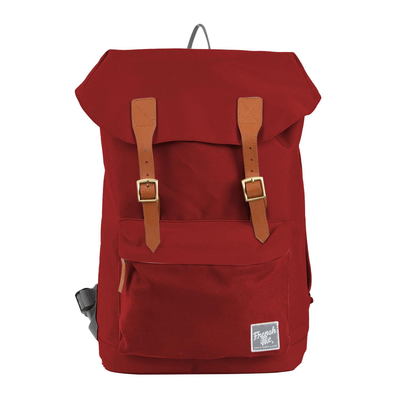 a6c4223f3c G.RIDE - Τσάντα πλάτης G.Ride κόκκινη