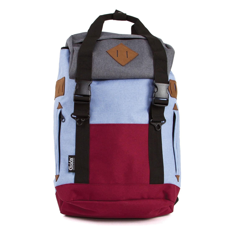 G.RIDE - Τσάντα πλάτης G.Ride γκρι γυναικεία αξεσουάρ τσάντες σακίδια πλάτης