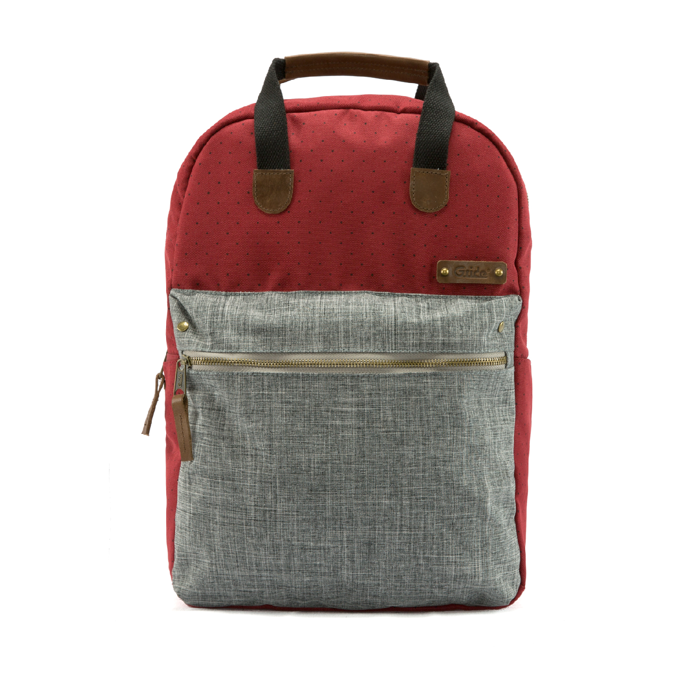G.RIDE – Γυναικεία τσάντα G.Ride κόκκινη 1516540.0-45G6