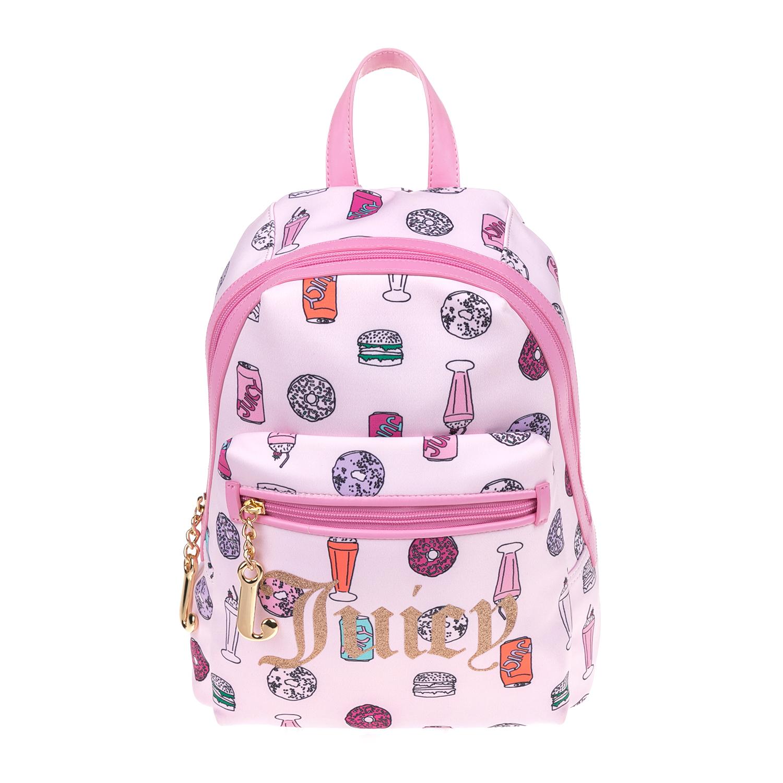 JUICY COUTURE – Γυναικεία τσάντα πλάτης JUICY COUTURE ροζ 1516783.0-00P2