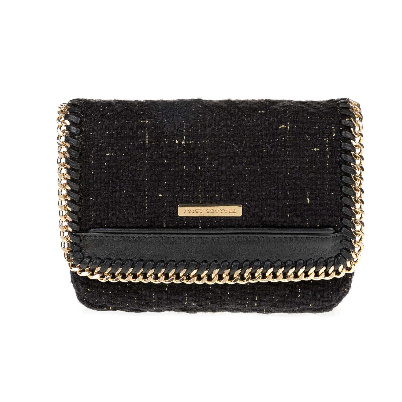 JUICY COUTURE - Γυναικεία τσάντα Juicy Couture μαύρη 5e73d9364dd