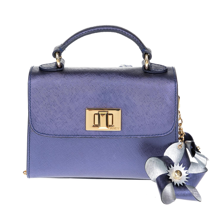 JUICY COUTURE – Γυναικεία τσάντα JUICY COUTURE μπλε 1516796.0-001M