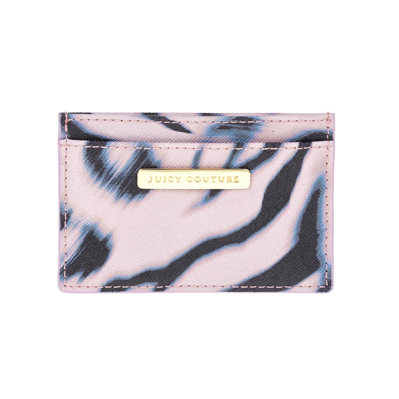 JUICY COUTURE – Θήκη για κάρτες JUICY COUTURE ροζ