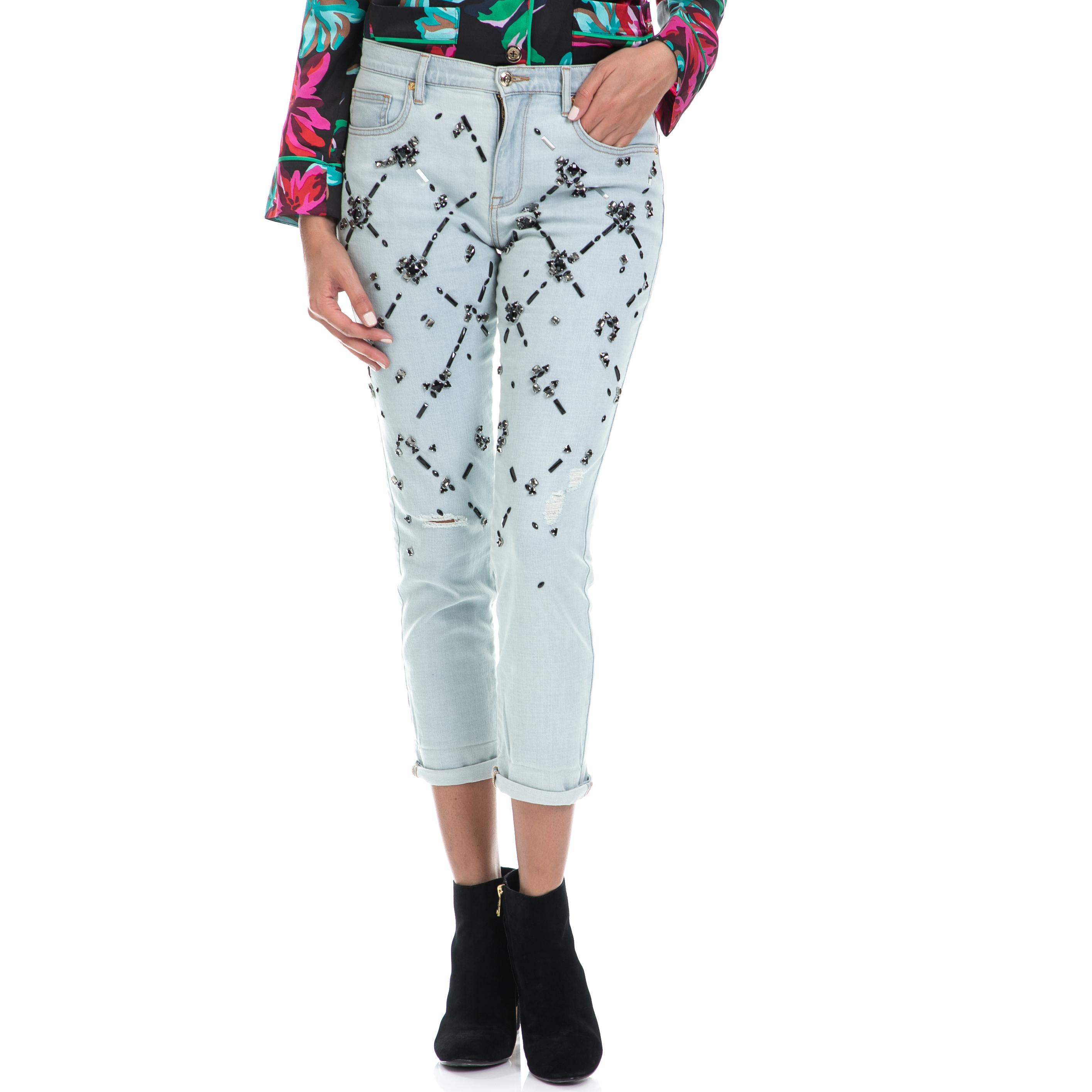 JUICY COUTURE – Γυναικείο τζιν παντελόνι JUICY COUTURE μπλε