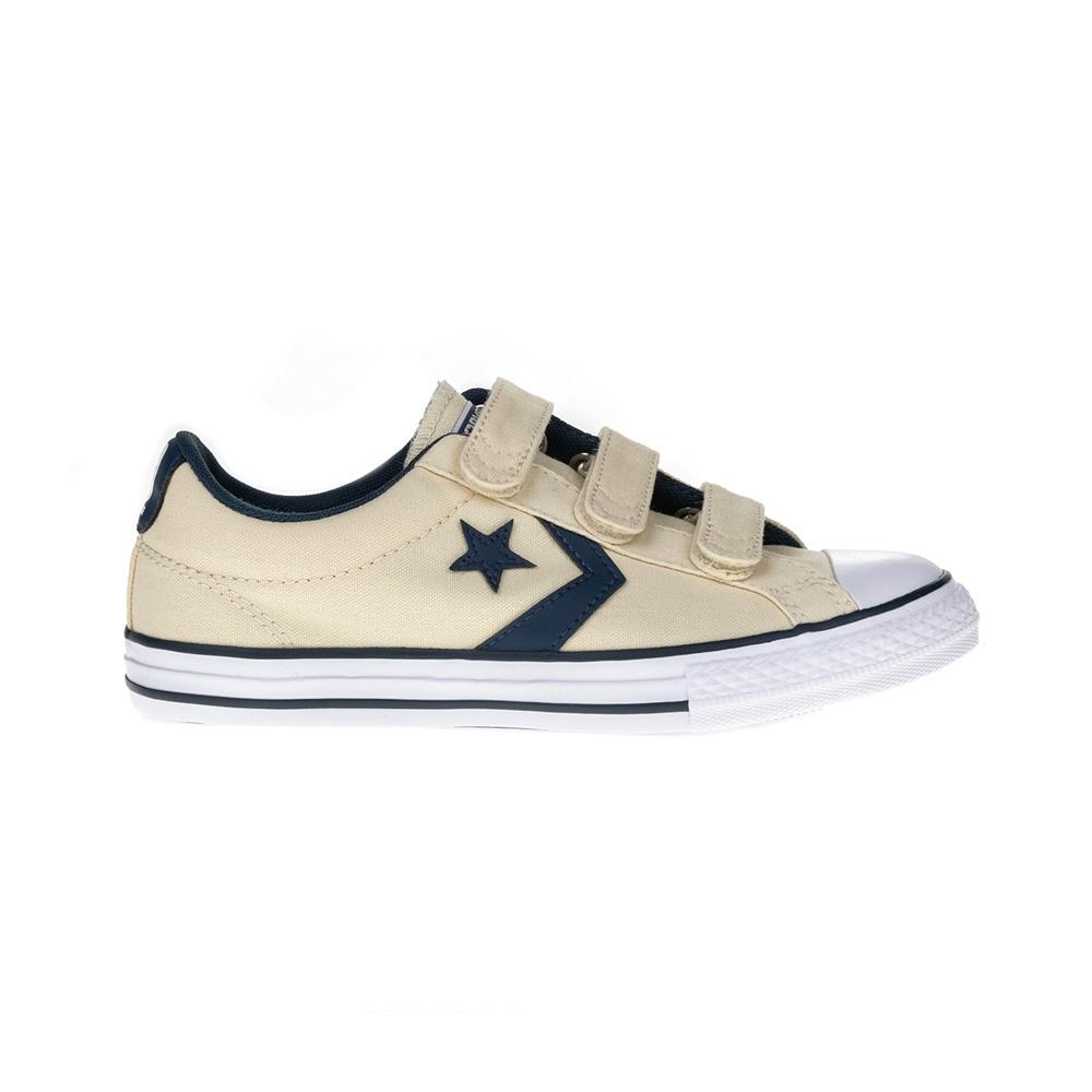 CONVERSE – Παιδικά παπούτσια Star Player 3V Ox μπεζ