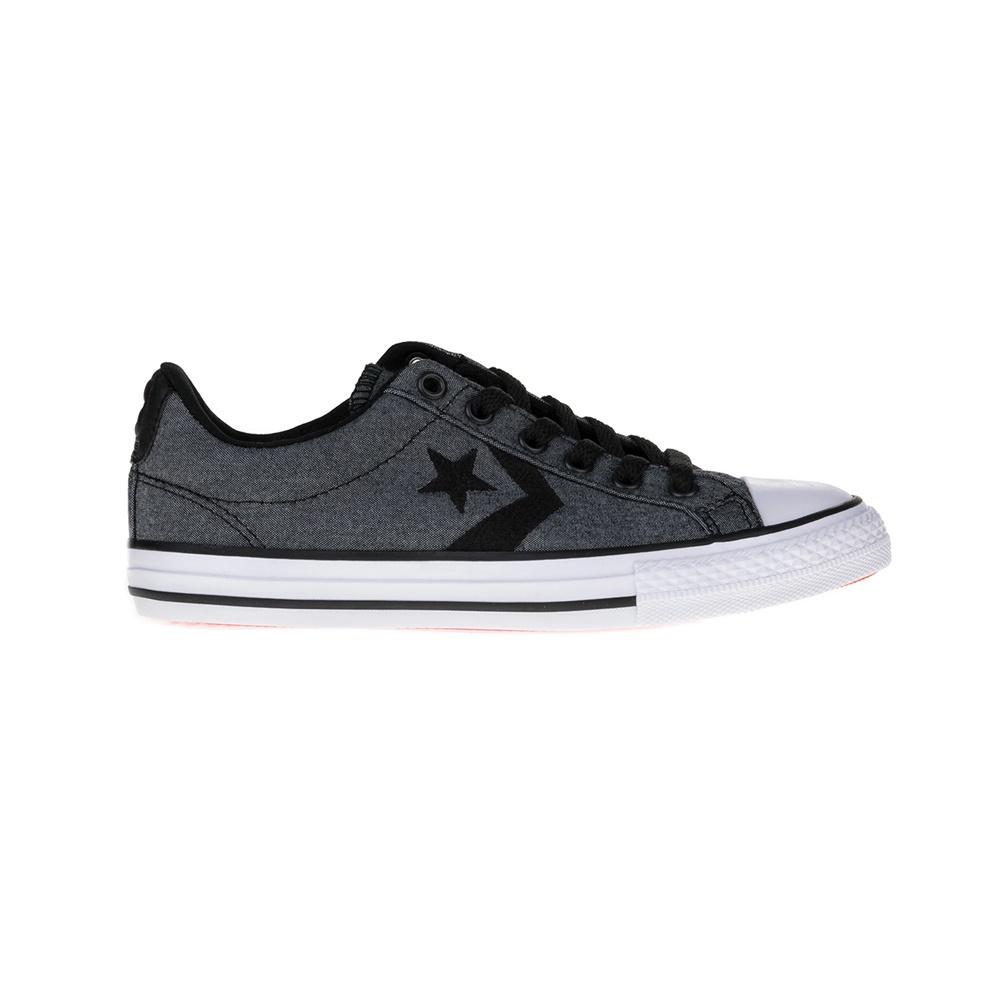 CONVERSE – Παιδικά παπούτσια Star Player EV Ox γκρι-μαύρα