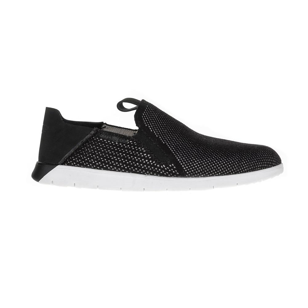 UGG – Ανδρικά παπούτσια UGG Knox HyperWeave μαύρα