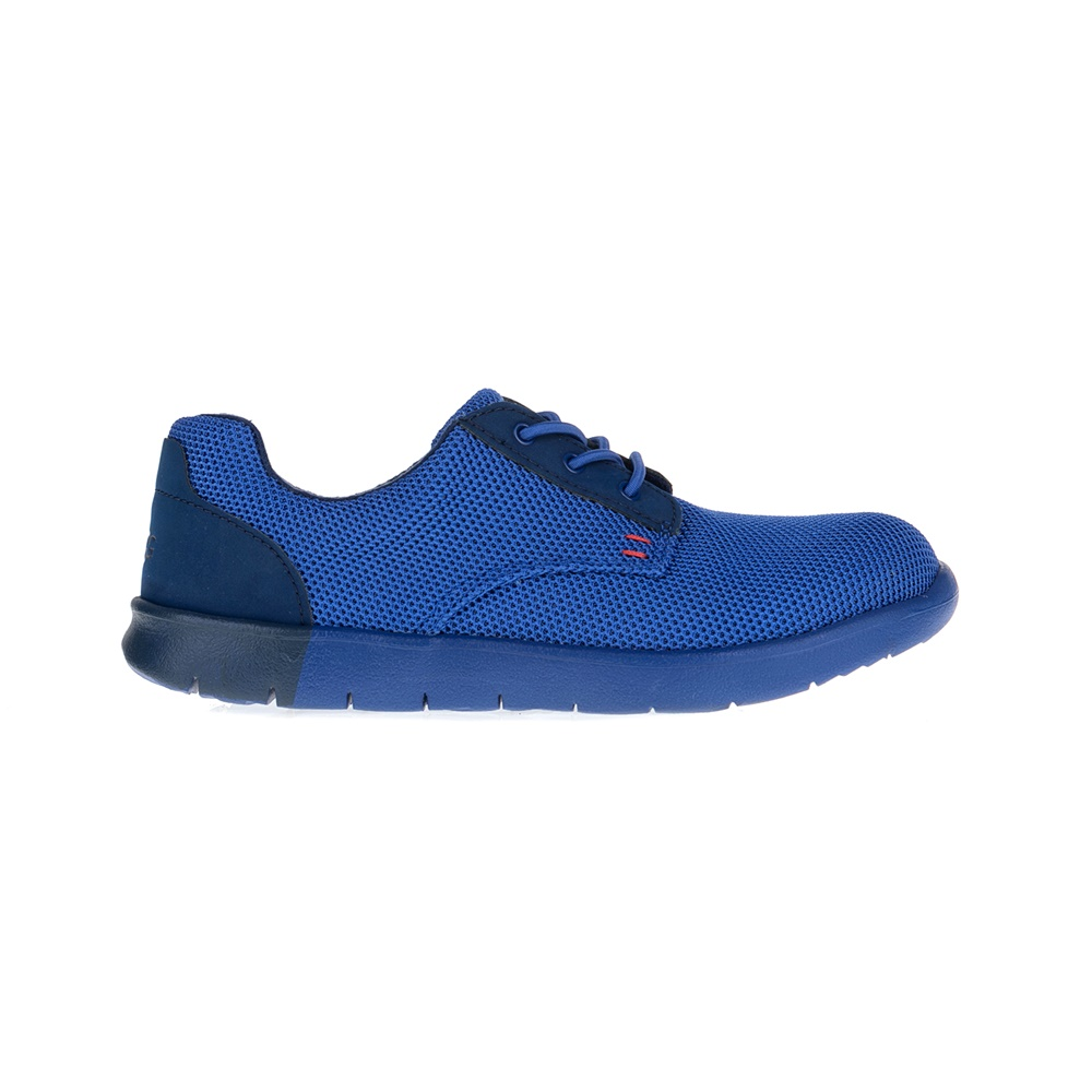 UGG – Παιδικά παπούτσια Ellerson HyperWeave μπλε