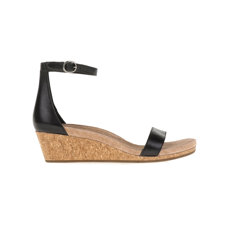 UGG - Γυναικείες πλατφόρμες UGG Emilia μαύρες γυναικεία παπούτσια πλατφόρμες