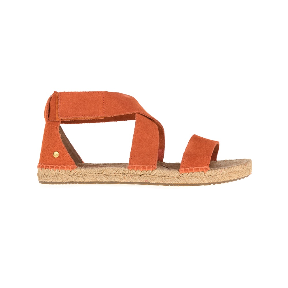 UGG AUSTRALIA - Γυναικεία σανδάλια Mila πορτοκαλί γυναικεία παπούτσια σανδάλια