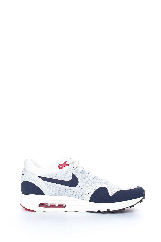 NIKE – Ανδρικά αθλητικά παπούτσια Nike AIR MAX 1 ULTRA 2.0 FLYKNIT λευκά – μπλε