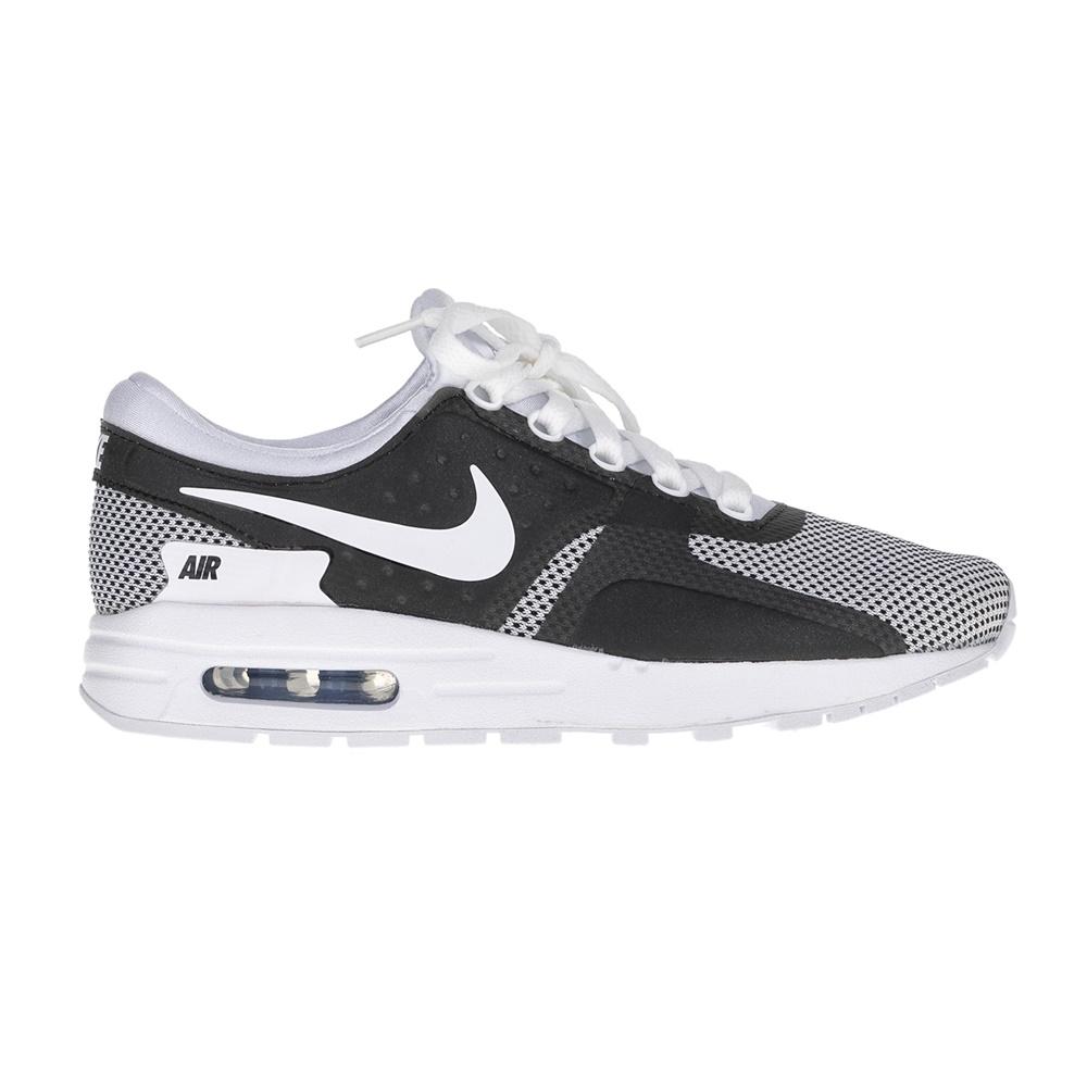 NIKE - Παιδικά αθλητικά παπούτσια Niek AIR MAX ZERO ESSENTIAL GS άσπρα - μαύρα