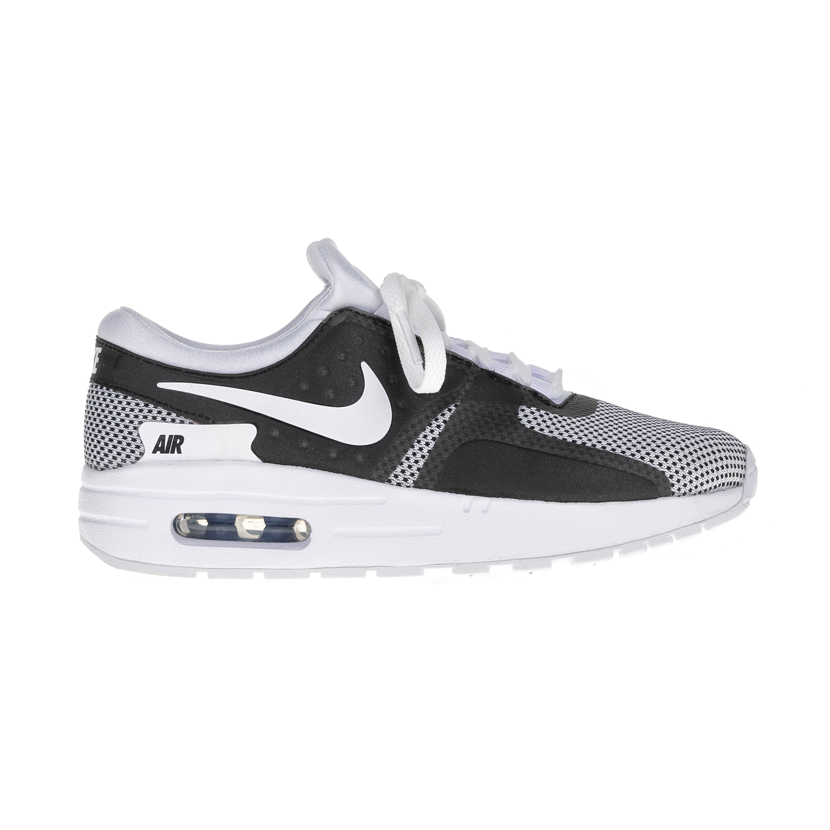 NIKE – Παιδικά αθλητικά παπούτσια Nike AIR MAX ZERO ESSENTIAL PS άσπρα – μαύρα