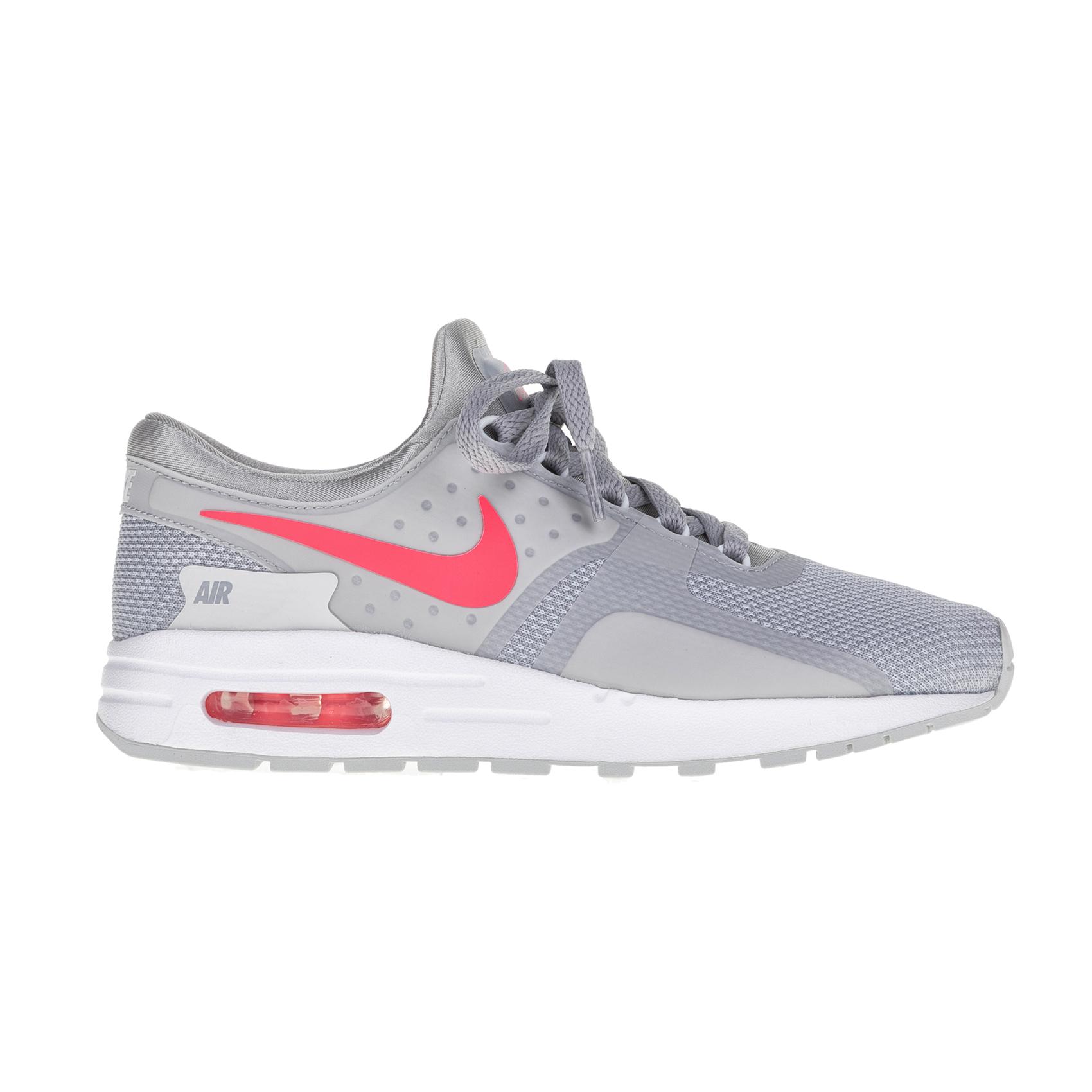 NIKE – Παιδικά αθλητικά παπούτσια Nike AIR MAX ZERO ESSENTIAL GS γκρι – ροζ