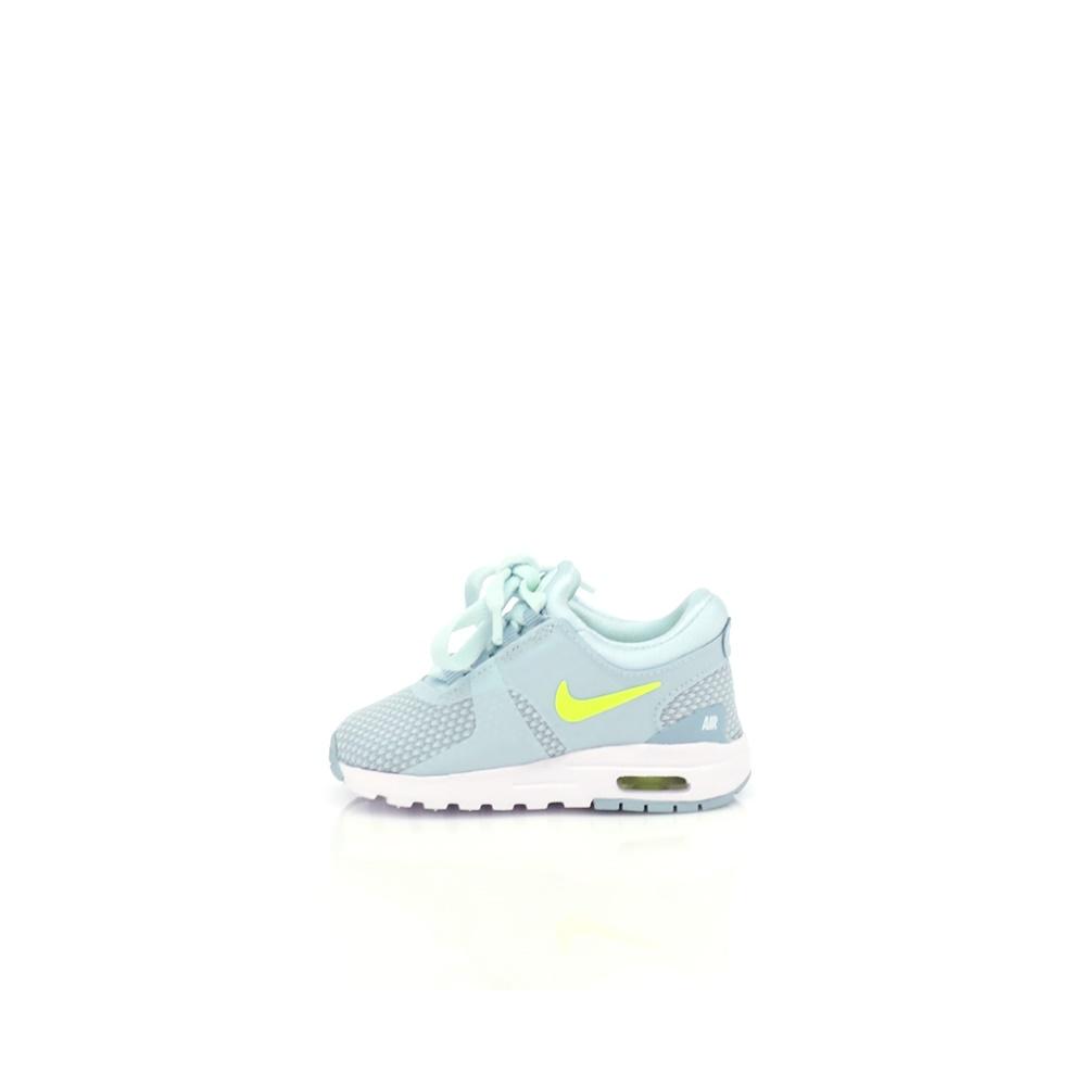 NIKE - Βρεφικά παπούτσια NIKE AIR MAX ZERO ESSENTIAL TD γκρι-μπλε