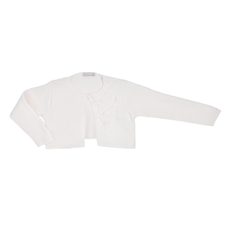 PATACHOU – Παιδική ζακέτα PATACHOU άσπρη