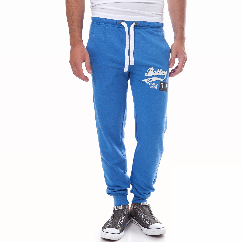 BATTERY - Ανδρική φόρμα Battery μπλε ανδρικά ρούχα αθλητικά φόρμες
