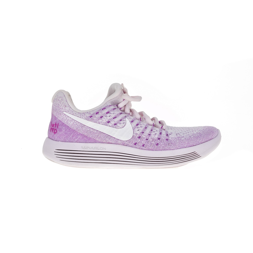 NIKE – Γυναικεία αθλητικά παπούτσια Nike LUNAREPIC LOW FLYKNIT 2 IWD μοβ
