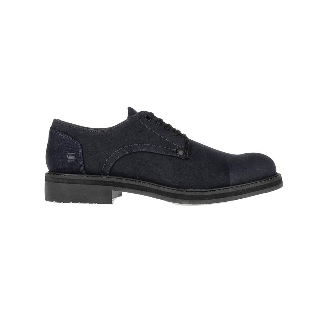 G-STAR RAW - Ανδρικά παπούτσια G-STAR CORE DENIM μπλε ανδρικά παπούτσια μοκασίνια loafers