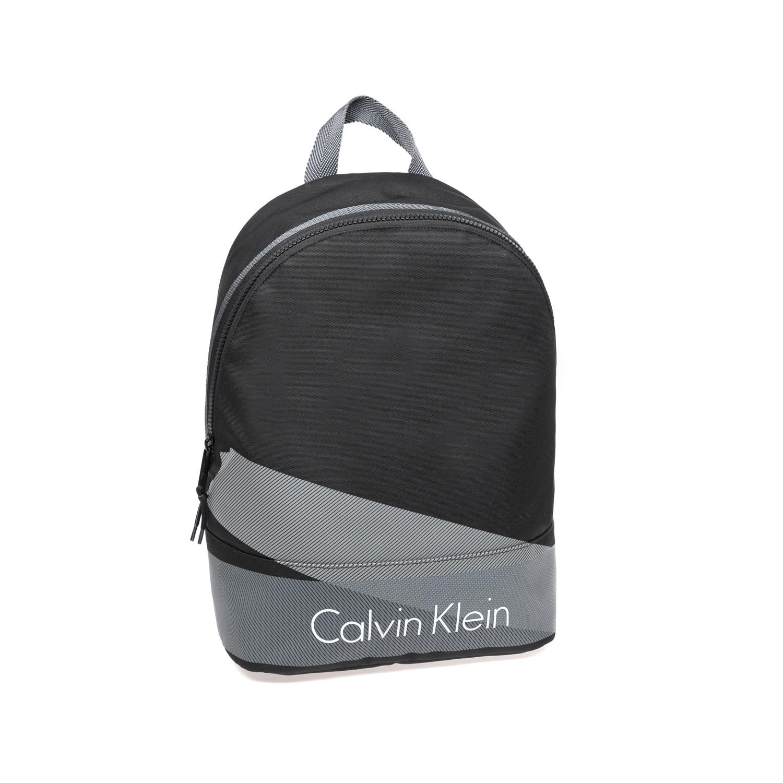 CALVIN KLEIN JEANS - Αντρική τσάντα πλάτης Calvin Klein Jeans μαύρη 0f58a2aaee6