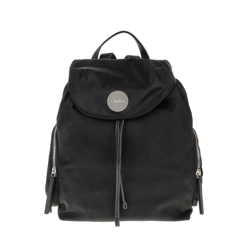 CALVIN KLEIN JEANS – Γυναικεία τσάντα πλάτης EDITH BACKPACK μαύρη 1522701.0-0073