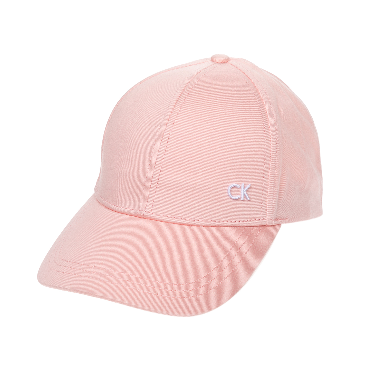 CALVIN KLEIN JEANS - Γυναικείο καπέλο CALVIN KLEIN JEANS ροζ