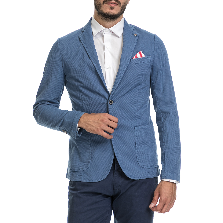 SSEINSE – Αντρικό σακάκι GIACCA SSEINSE μπλε