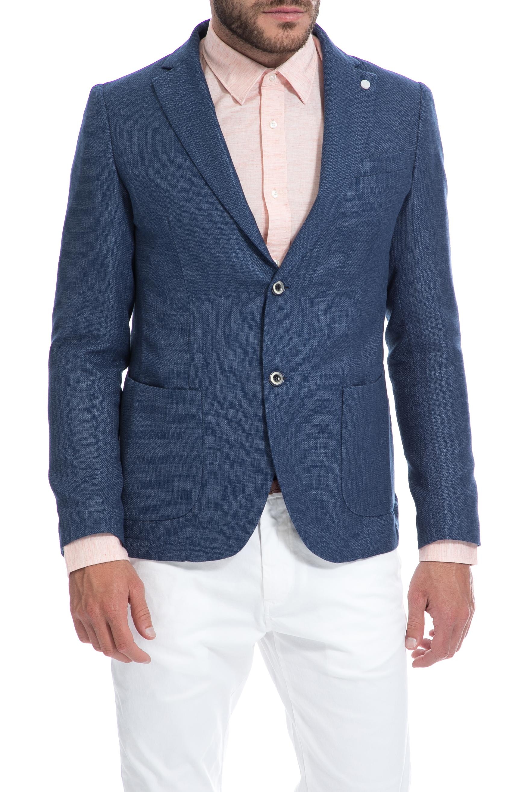 SSEINSE – Ανδρικό σακάκι SSEINSE μπλε