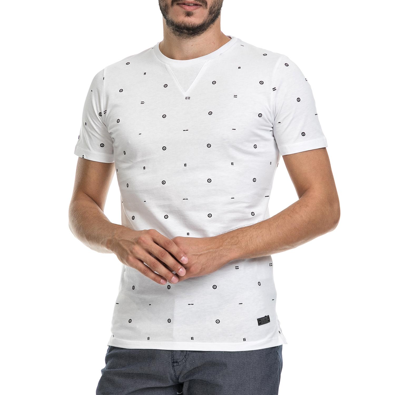 SSEINSE – Αντρική μπλούζα SSEINSE άσπρη