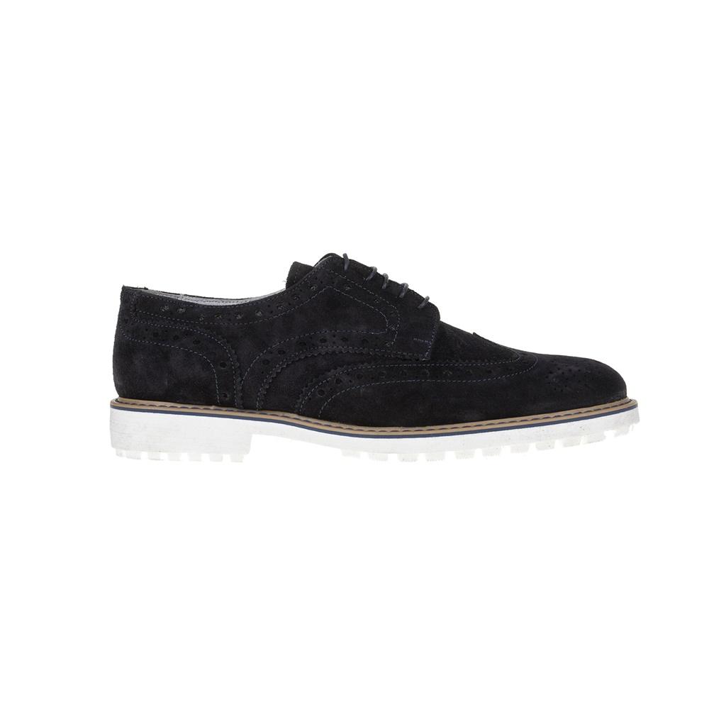 SSEINSE – Ανδρικά παπούτσια Oxford Sseinse μαύρα