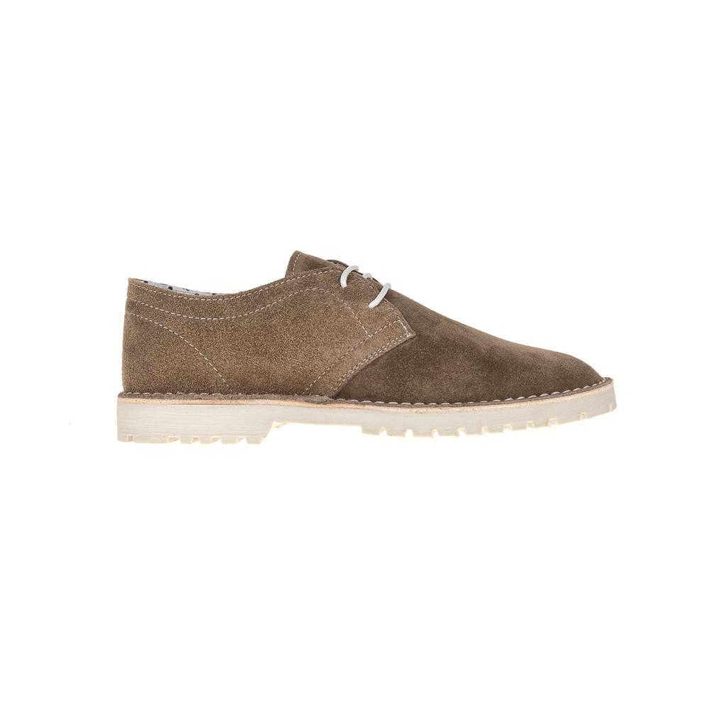 SSEINSE – Ανδρικά παπούτσια Oxford Sseinse καφέ