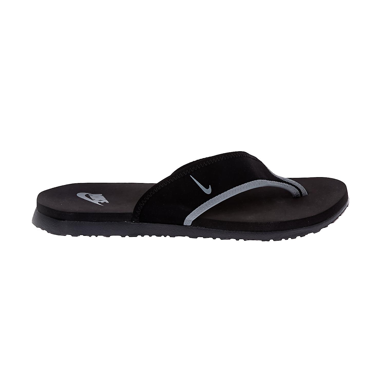NIKE - Ανδρικές σαγιονάρες NIKE CELSO THONG PLUS μαύρες ανδρικά παπούτσια σαγιονάρες