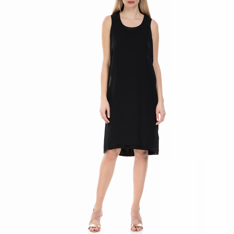 CALVIN KLEIN JEANS - Γυναικείο αμάνικο φόρεμα DARIA RACER BACK Calvin Klein Jean γυναικεία ρούχα φορέματα μέχρι το γόνατο
