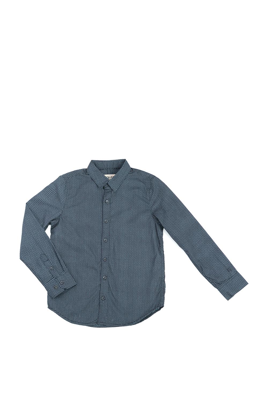 GARCIA JEANS – Παιδικό πουκάμισο Garcia Jeans γκρι